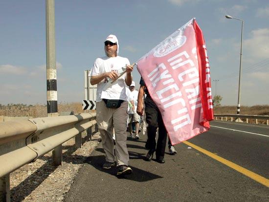 לאוניד אידלמן הפגנת הרופאים / צלם: נועם וינד יחצ